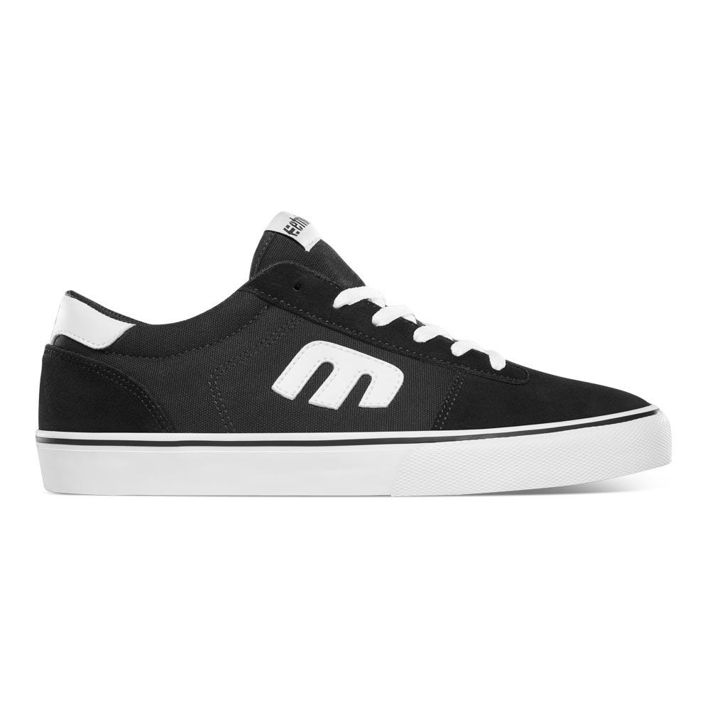 Etnies Calli Vulc Black White Men's Shoes