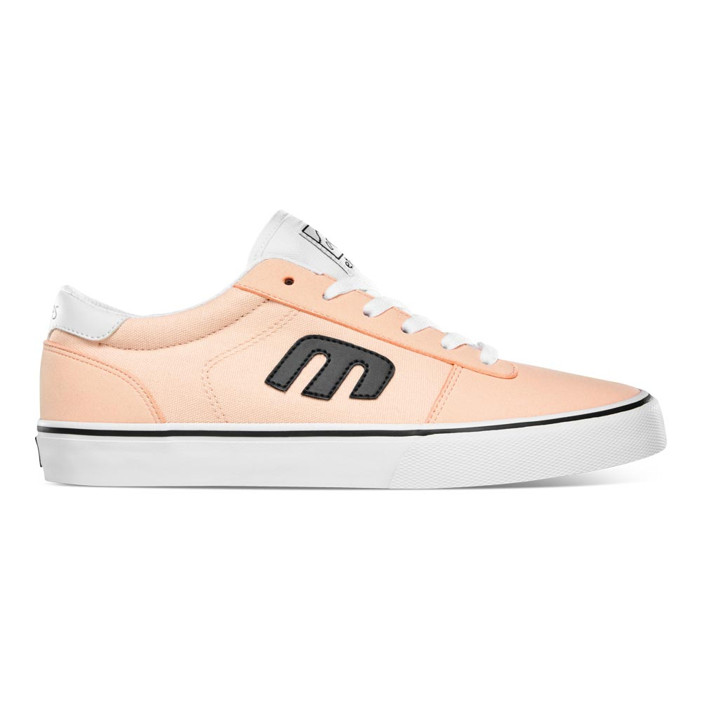 Etnies Calli Vulc X Sheep Pink White Men's Shoes