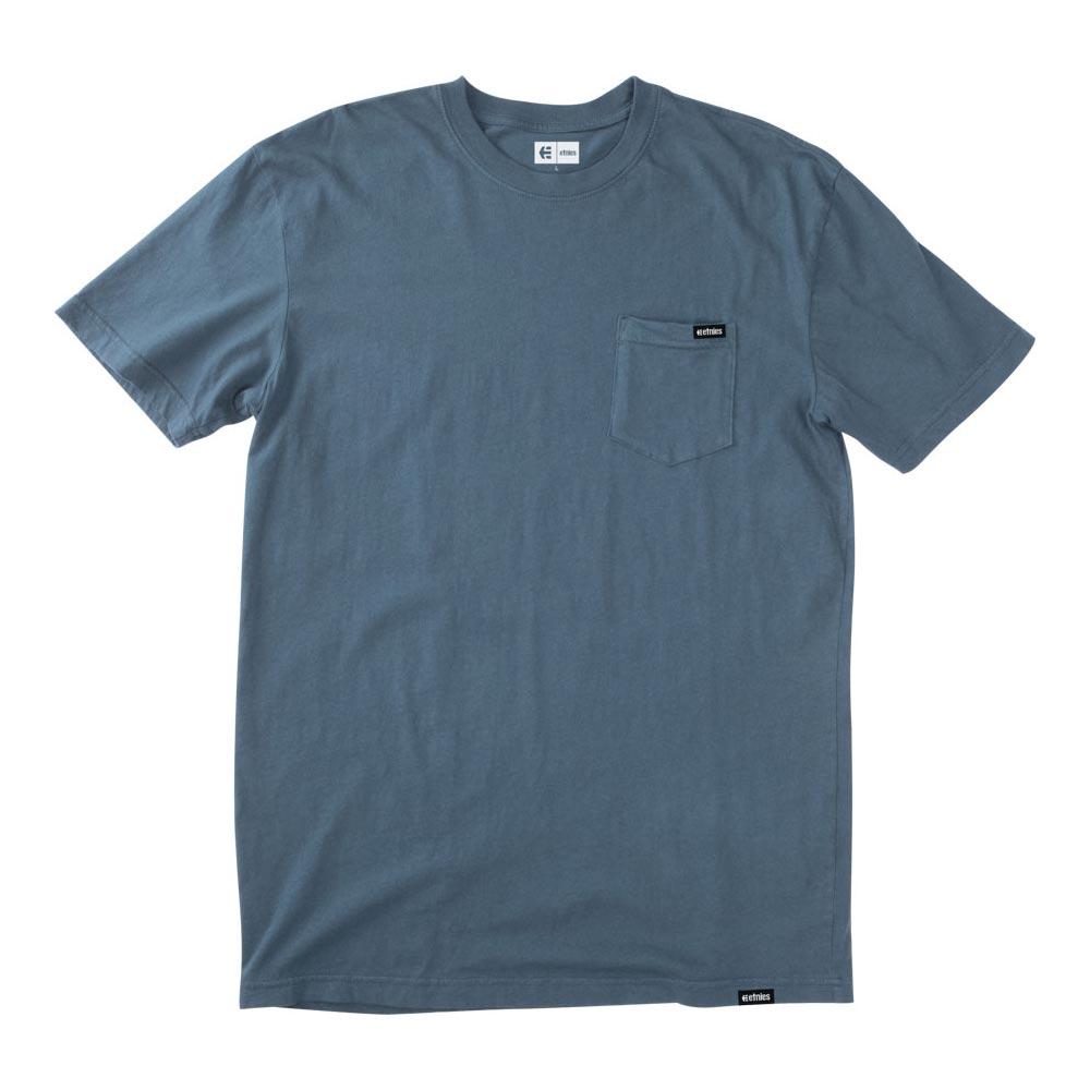 Etnies Icon Pocket Wash Slate Men's T-Shirt