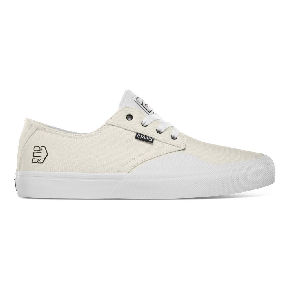 Etnies Jameson Vulc Ls X Sheep White White Gum Men's Shoes