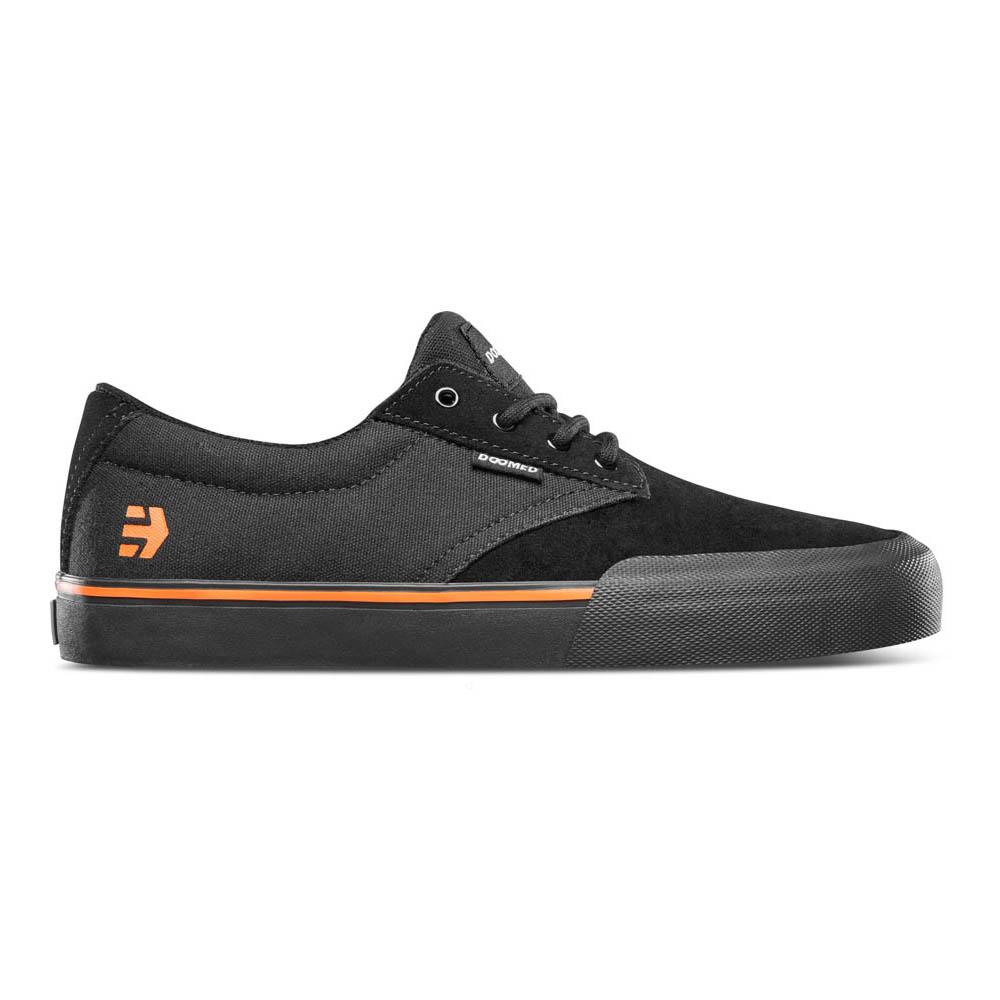 Etnies Jameson Vulc X Doomed Black Raw Αντρικά Παπούτσια
