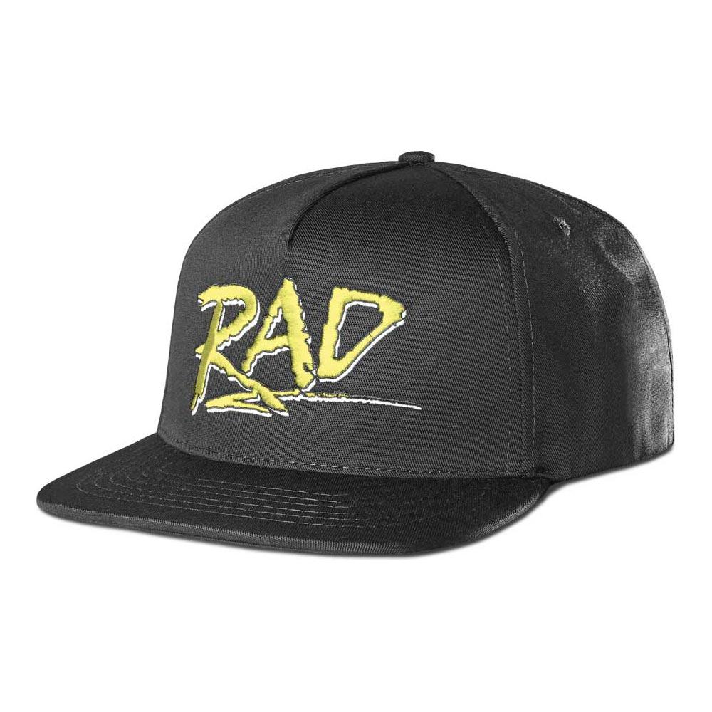 Etnies Rad Snapback Black