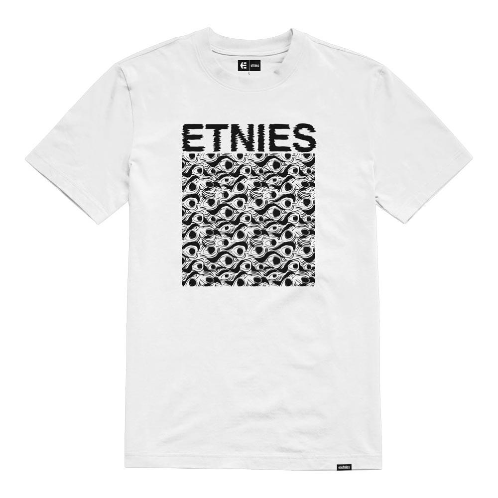 Etnies Retina White Men's T-Shirt