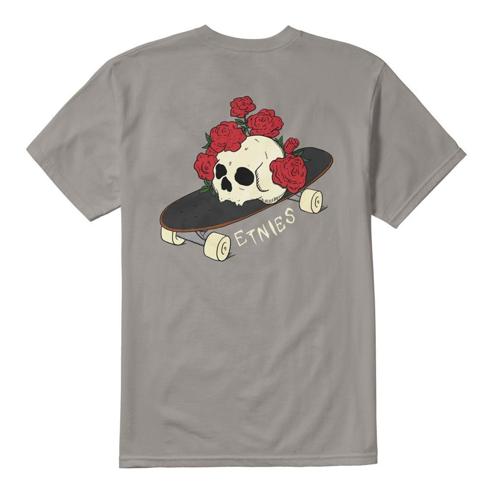 Etnies Rose Roll Charcoal Men's T-Shirt