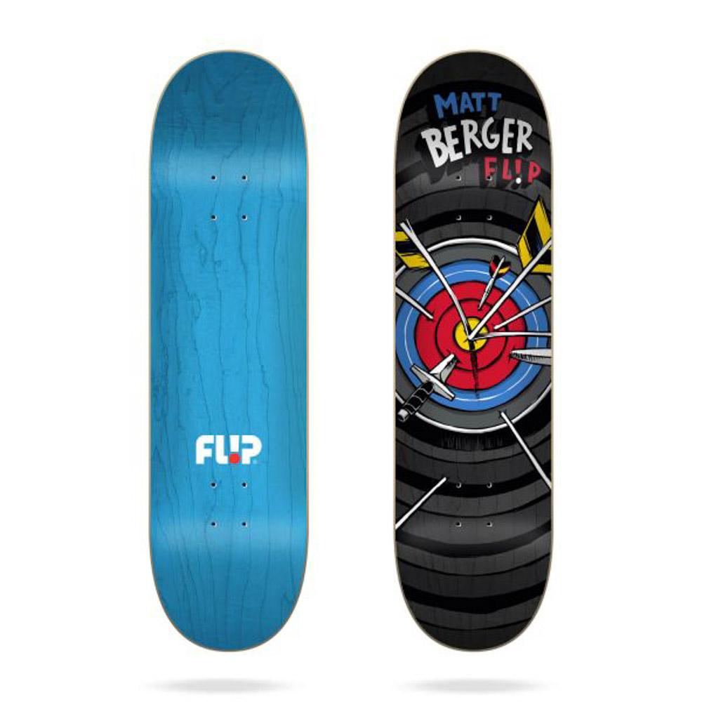 Flip Berger Blast 8.0'' Σανίδα Skateboard