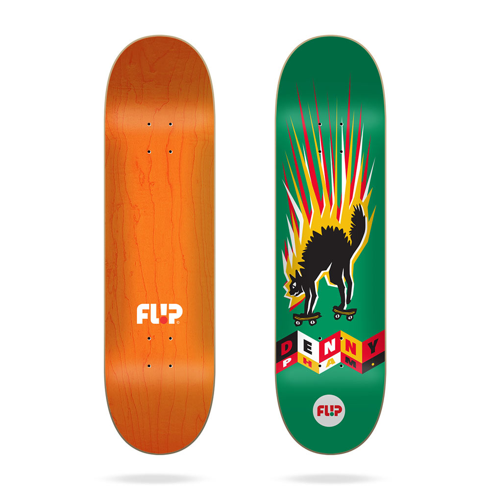 Flip Denny Tin Toys 8.25'' Σανίδα Skateboard