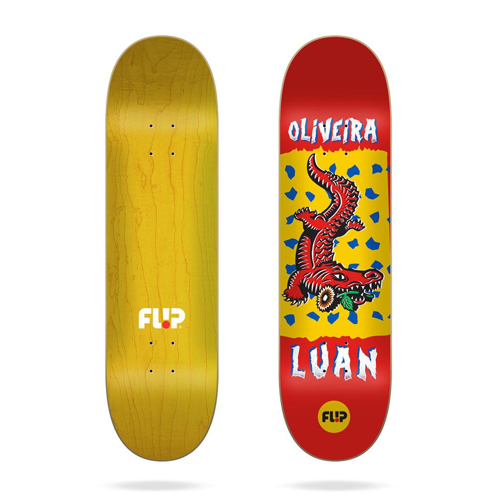 Flip Luan Tin Toys 8.13'' Skate Deck