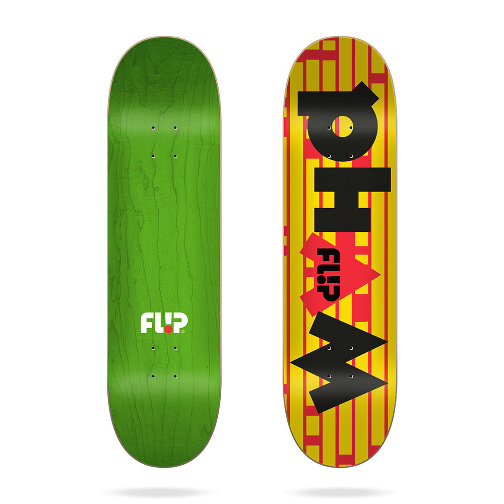 Flip Pham Glitch 8.38'' Skate Deck