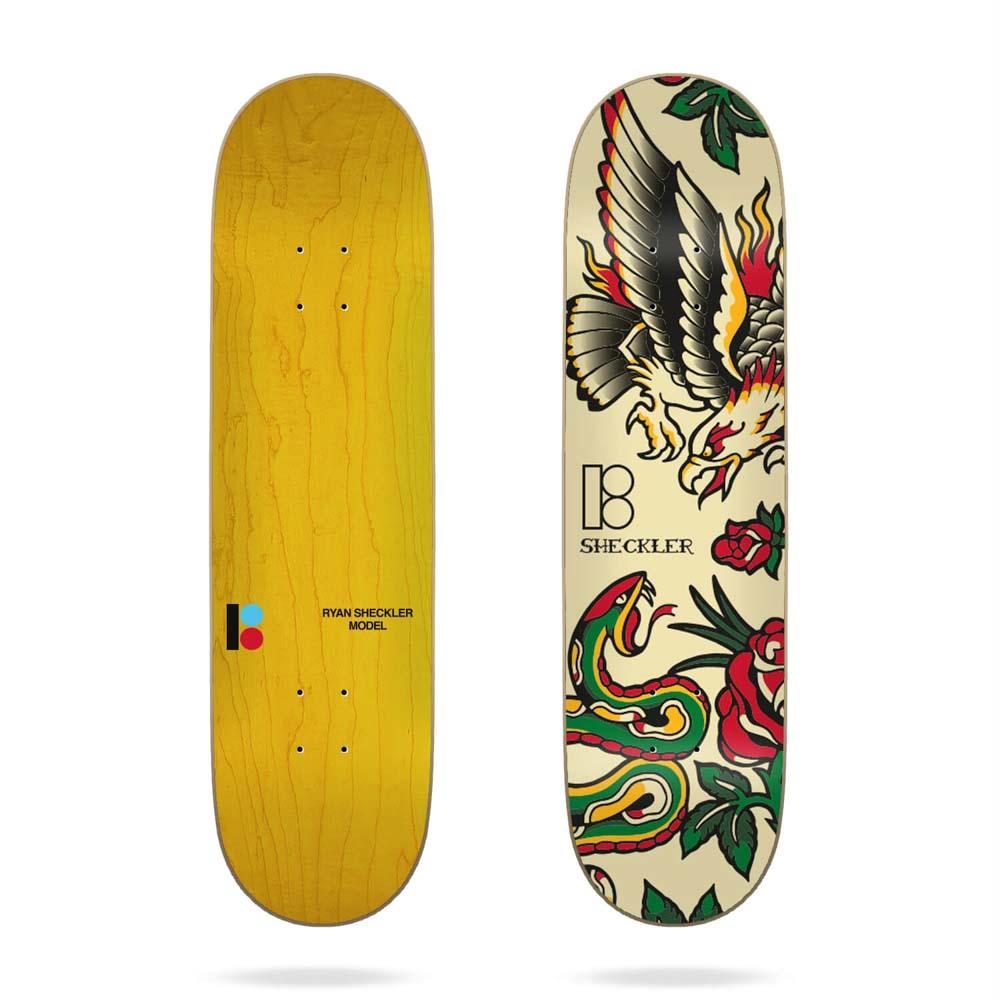 Plan B Sheckler Traditional 8.0'' Σανίδα Skateboard