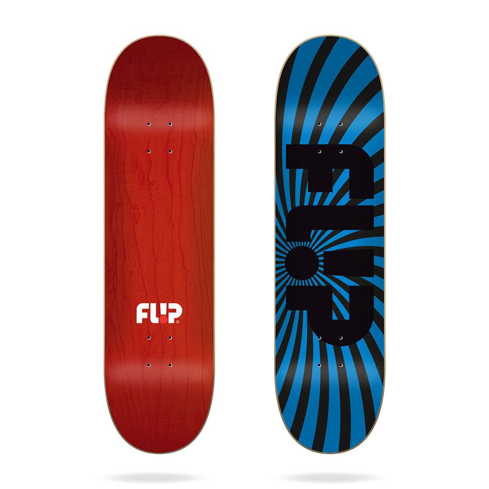 Flip Spiral Blue 8.13