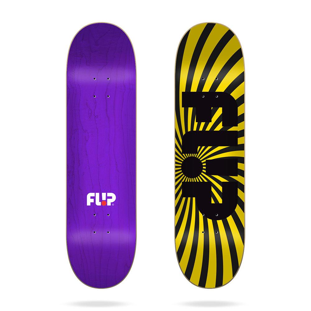 Flip Spiral Yellow 8.25