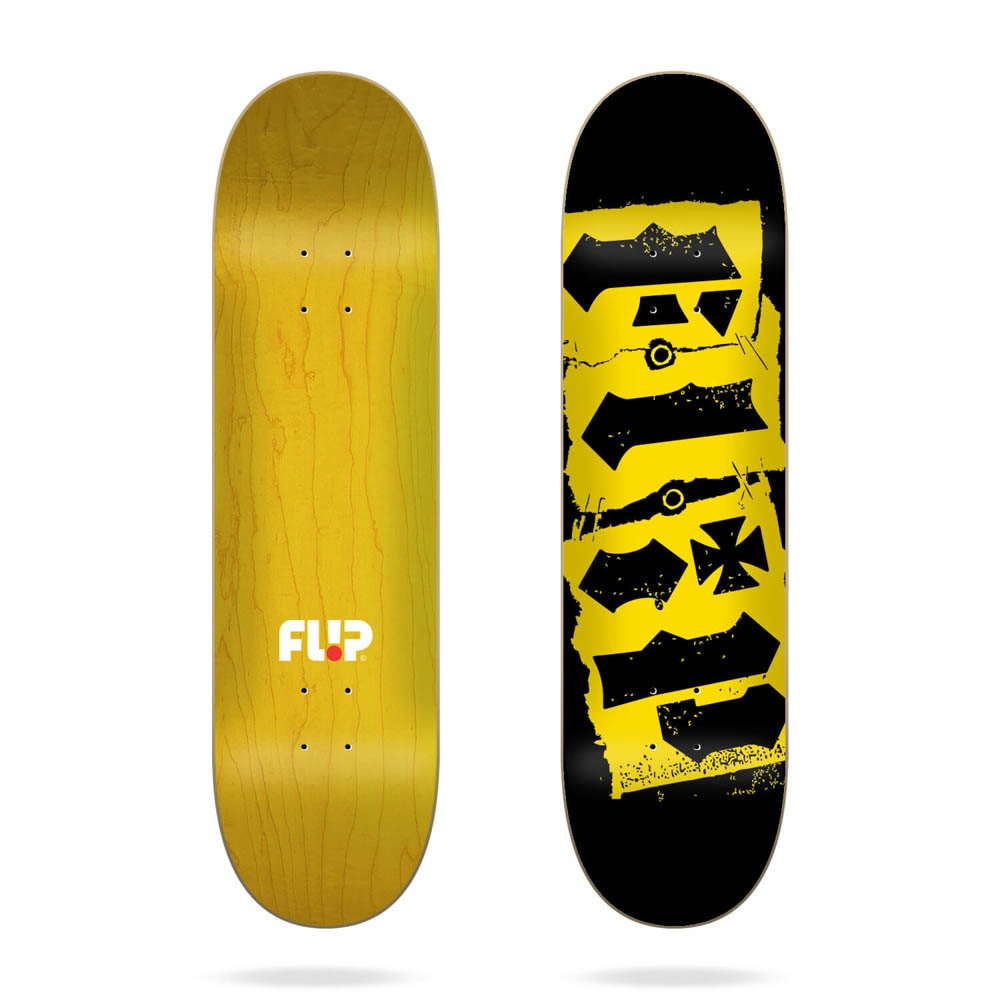 Flip Team Destroyer Black 8.25 Skate Deck