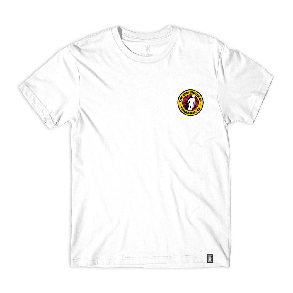 Girl GSSC White Men's T-Shirt