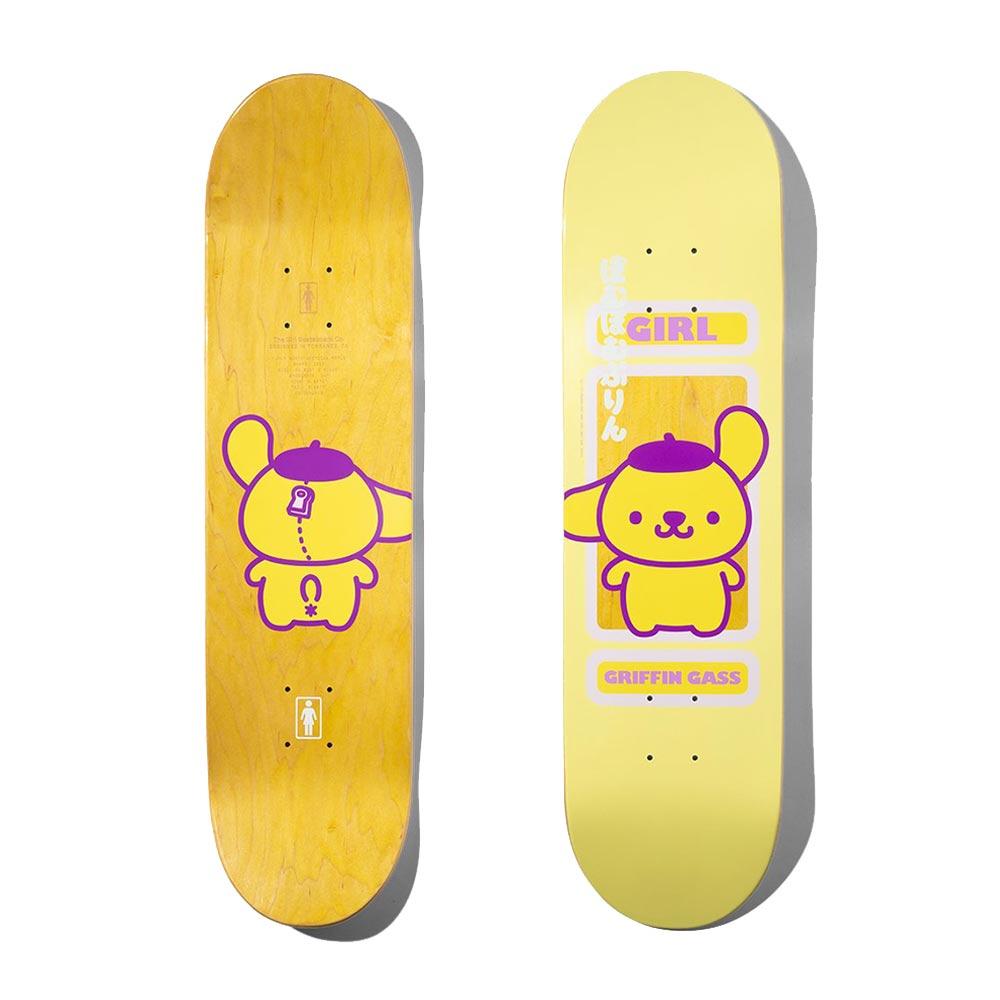 Girl X Sanrio Gass 8.125 Σανίδα Skateboard