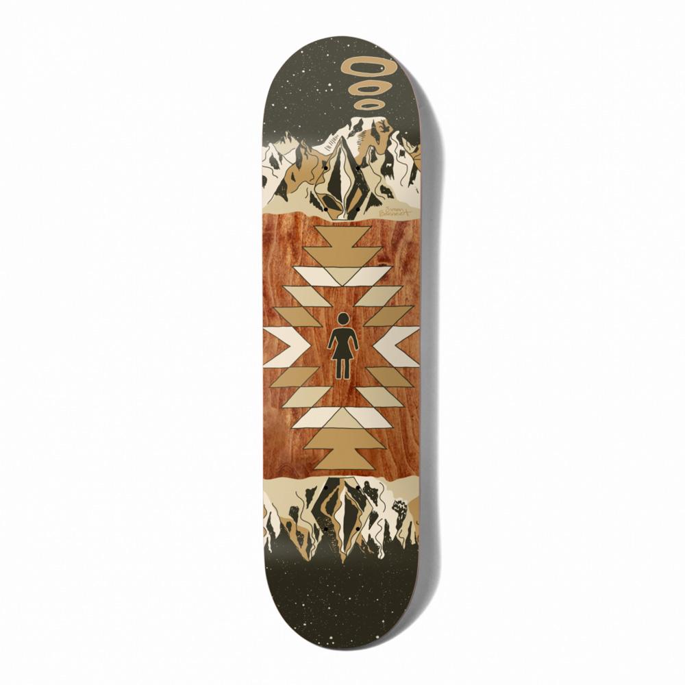 Girl X Volcom Simon Bannerot Σανίδα Skateboard