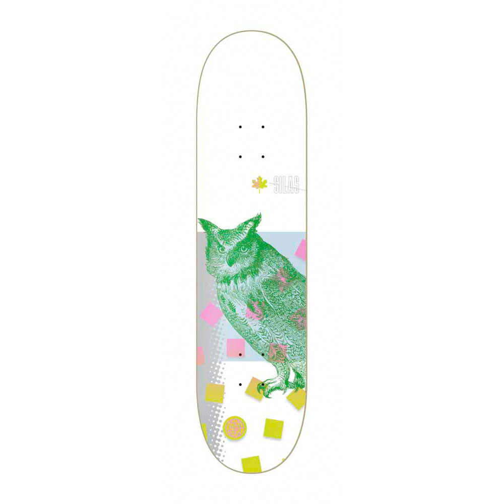 Habitat Silas Baxter-Neal Anima Mundi 8.25 Skate Deck
