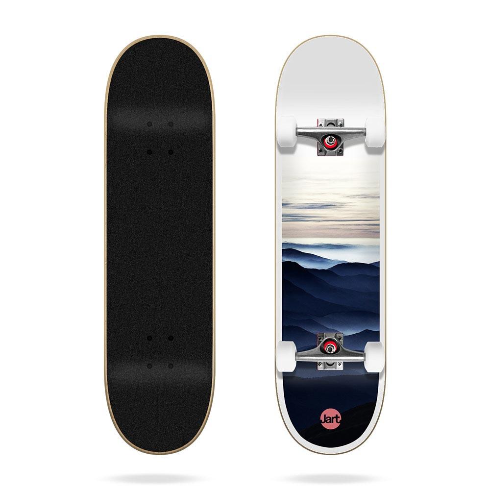 Jart Foggy 8.0'' Complete Skateboard