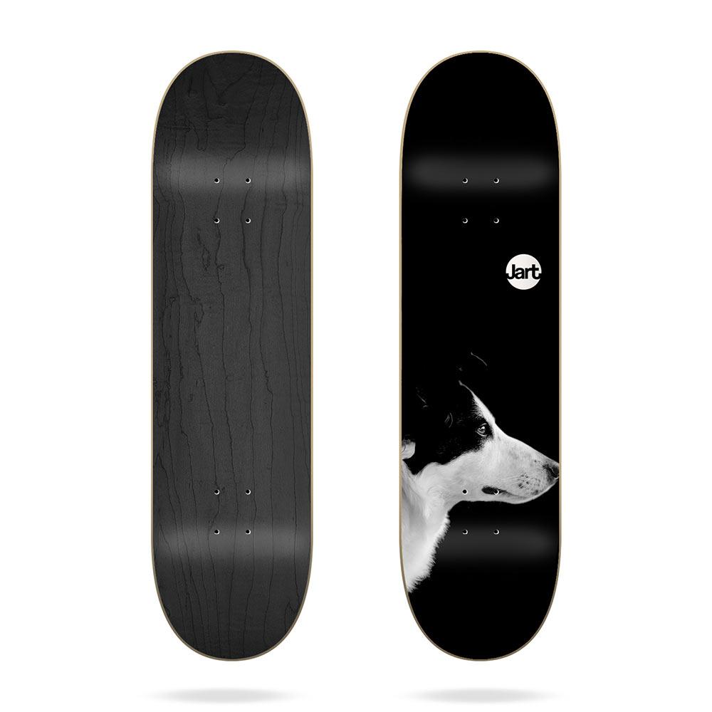 Jart Friends Black 8.0'' LC Skate Deck