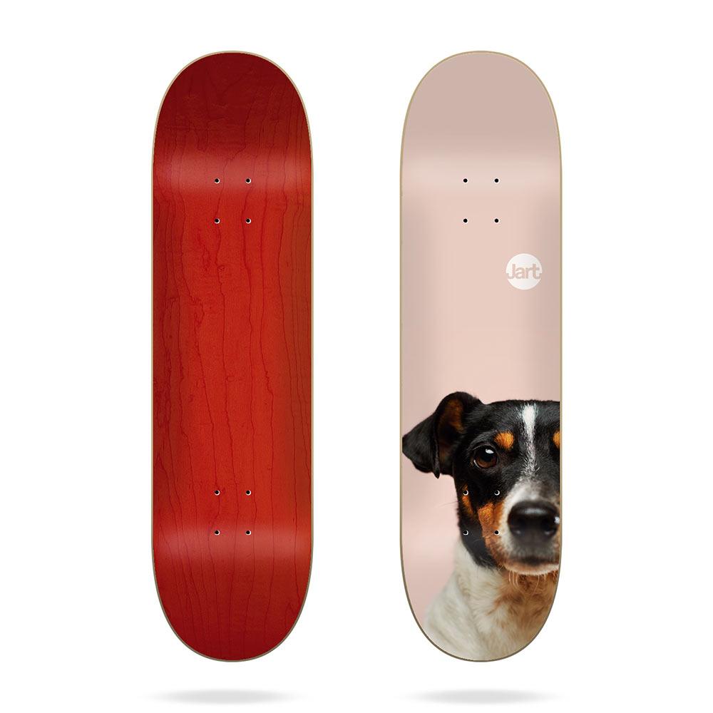 Jart Friends Black 8.125'' LC Skate Deck