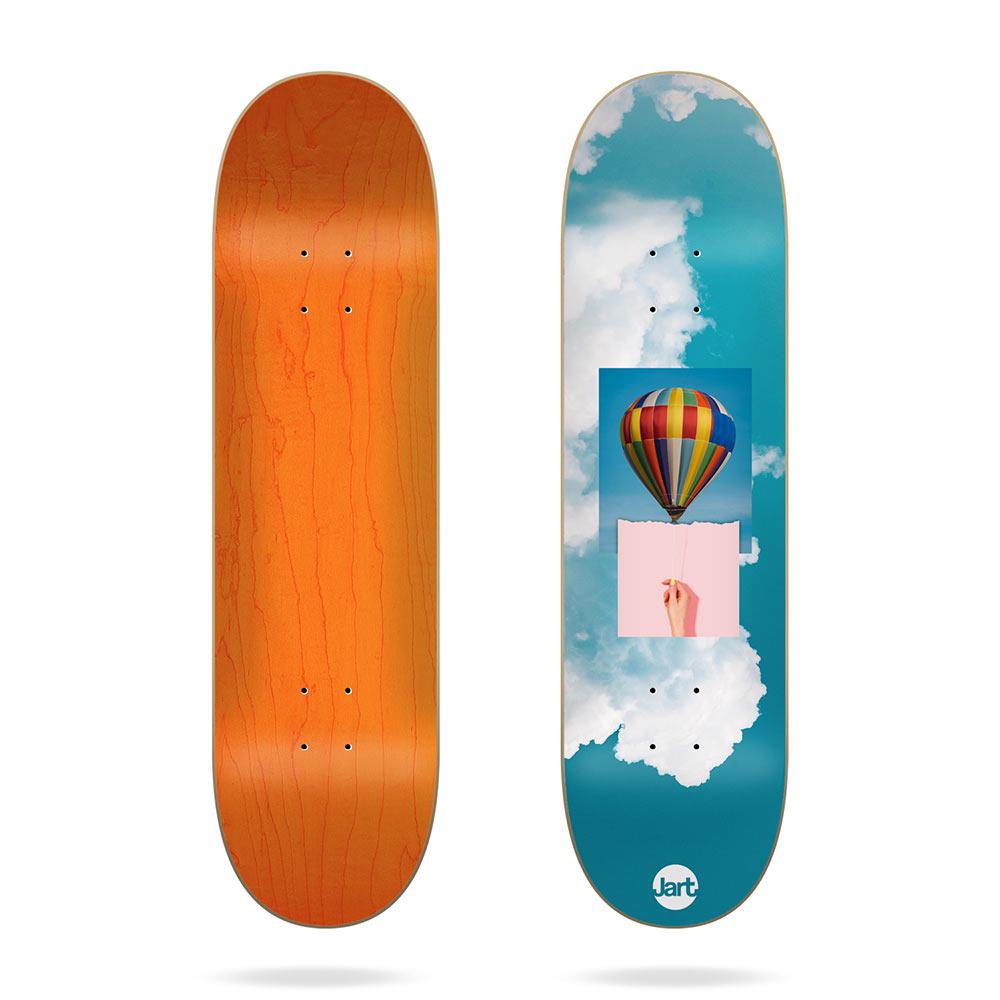 Jart Mixed 8.0'' LC Skate Deck
