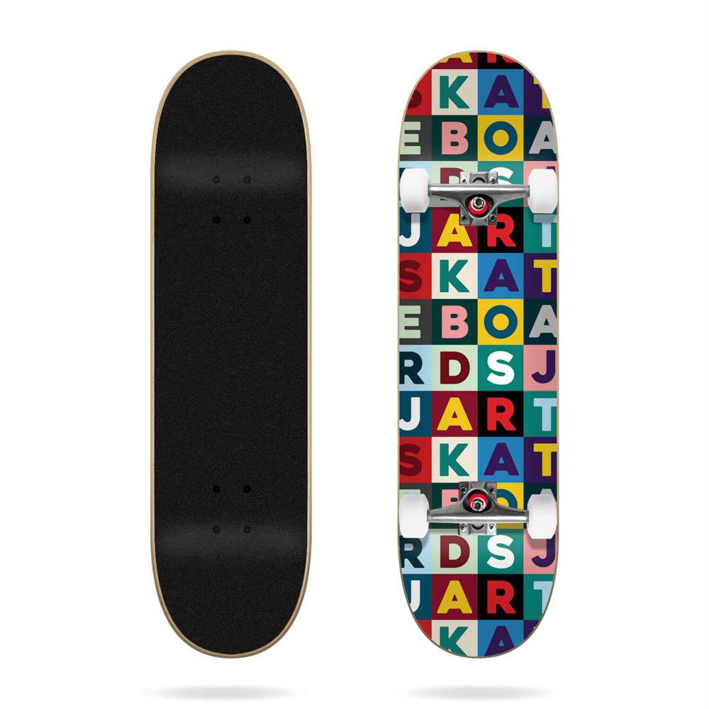 Jart Scrabble 7.75 Complete Skateboard