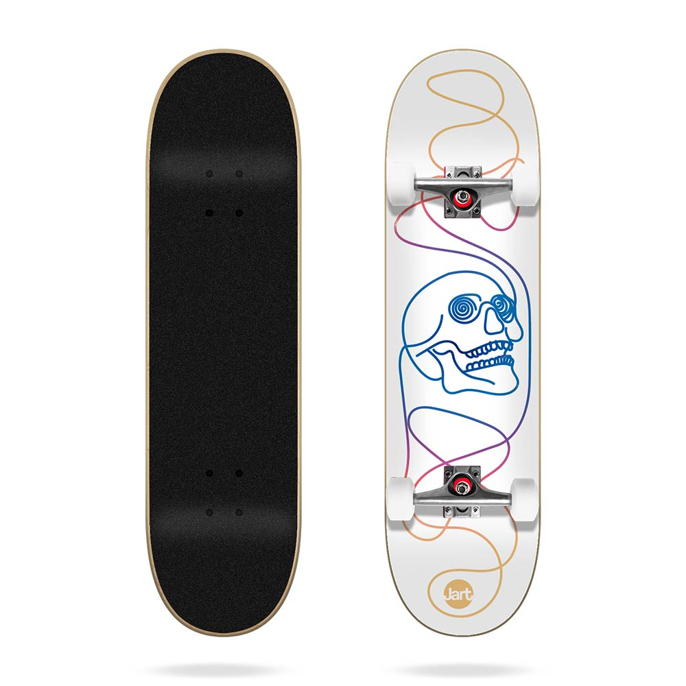 Jart Telesketch 8.25 Complete Skateboard