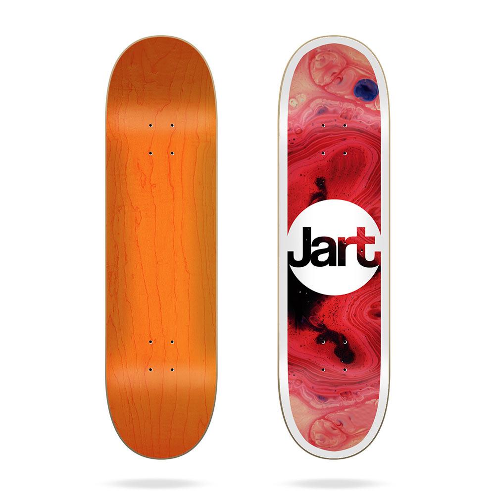 Jart Tie Dye 8.375'' HC Skate Deck