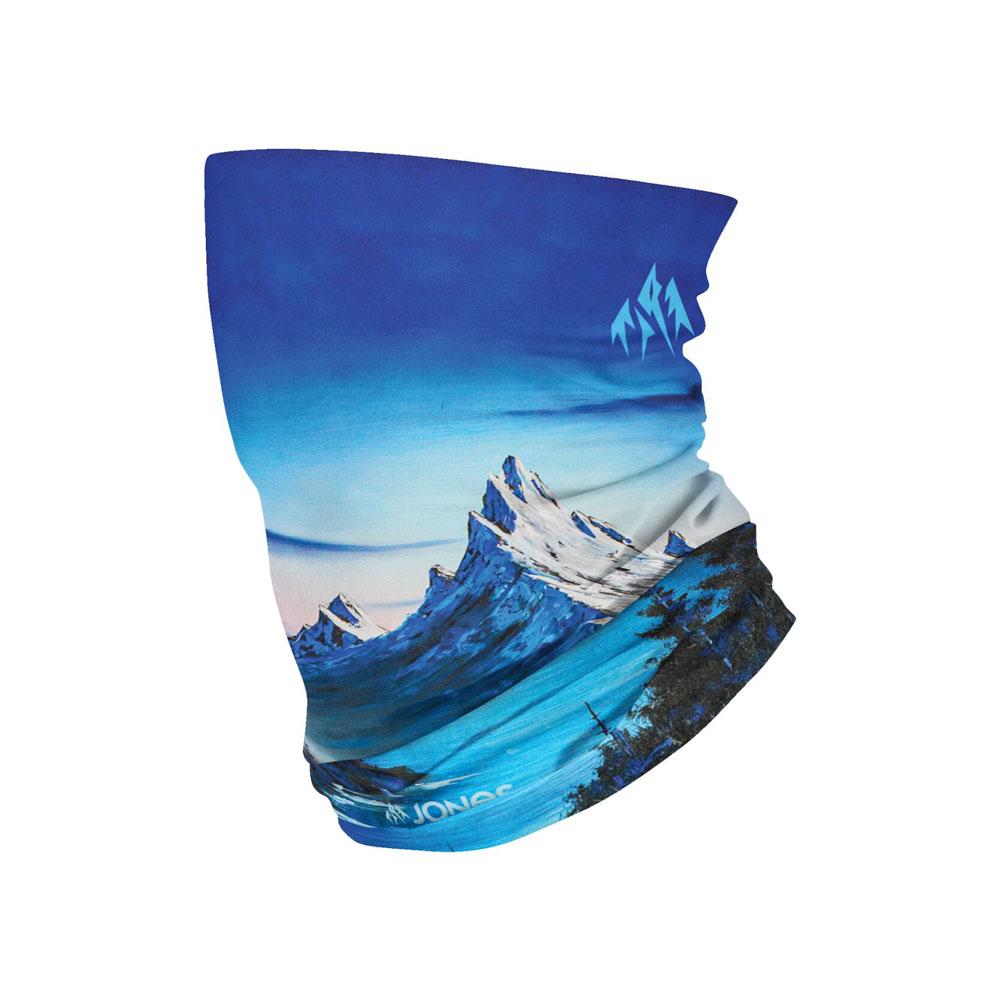 Jones Alpine Vibes Blue Neckwarmer
