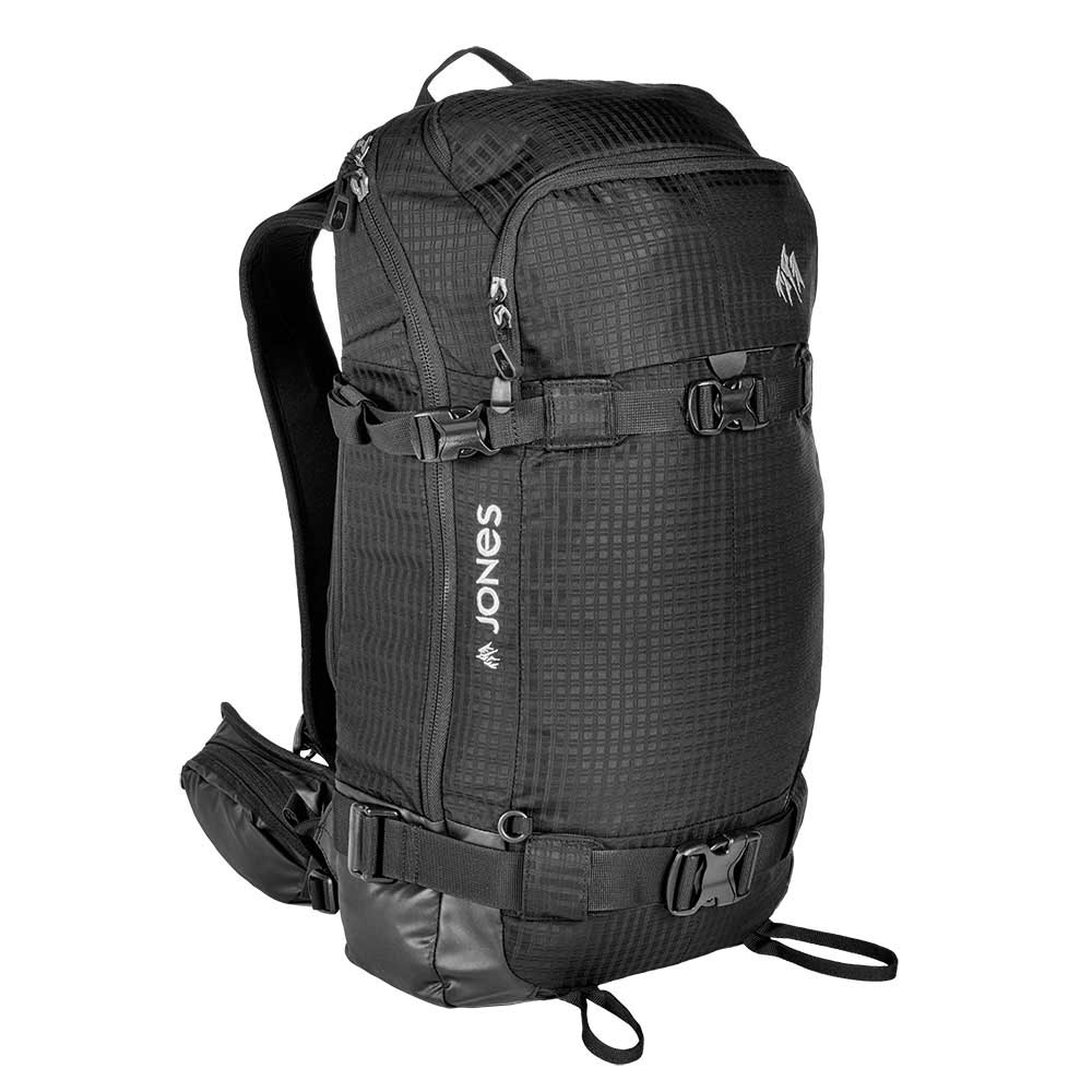 Jones Dscnt Black 32L Backpack