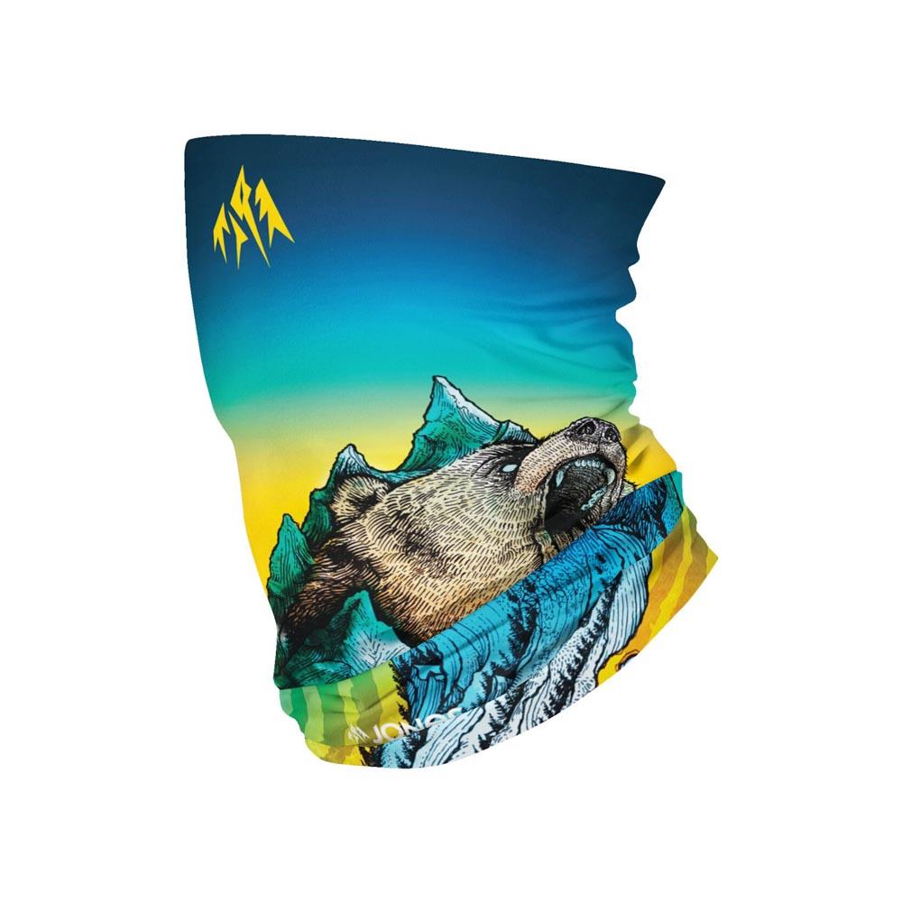 Jones Grizzly Peak Turquoise Neckwarmer