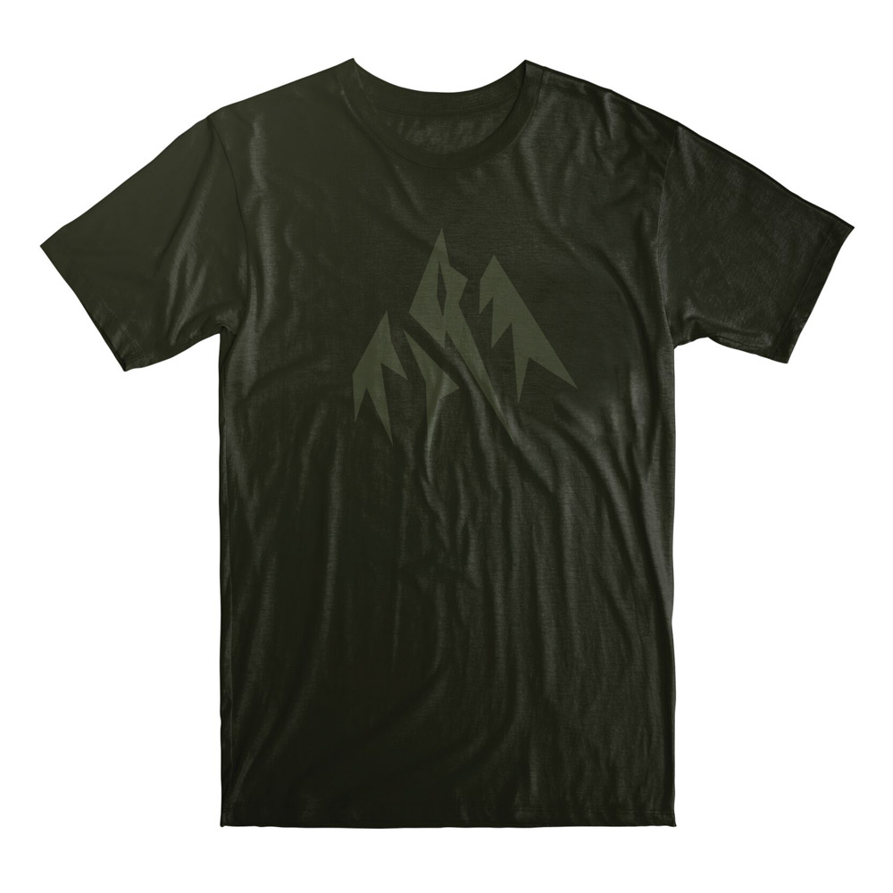 Jones Mountain Journey Greeen Ανδρικό T-Shirt