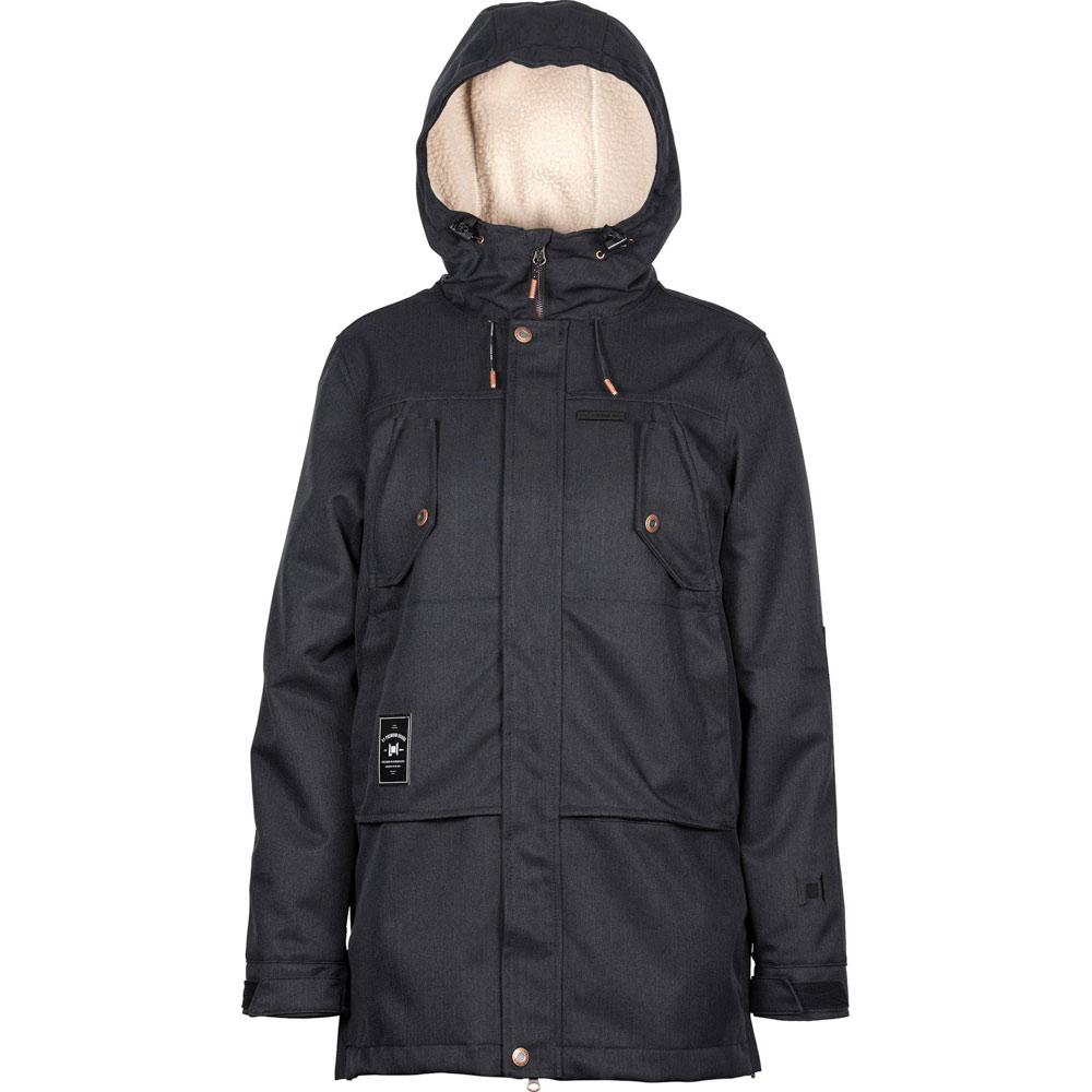 L1 Ashland Black Women's Snow Jacket
