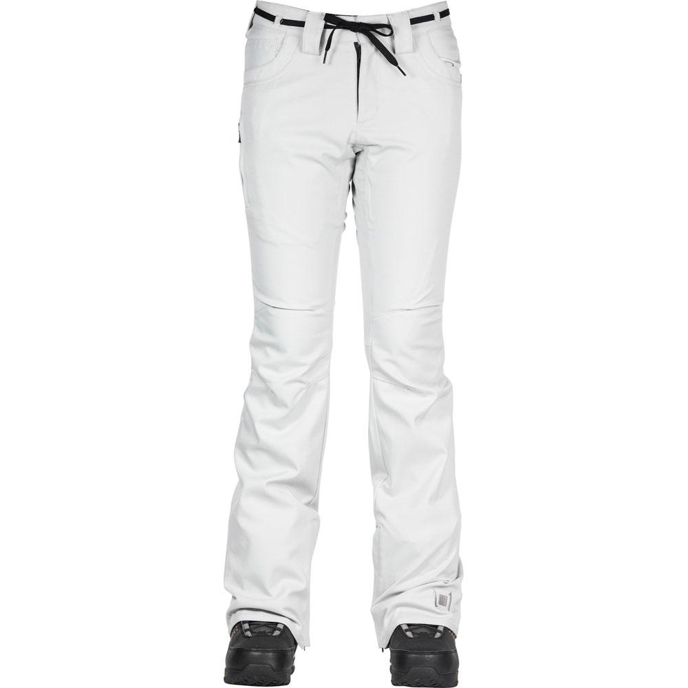 L1 Heartbreaker Twill Ghost Women's Snow Pants