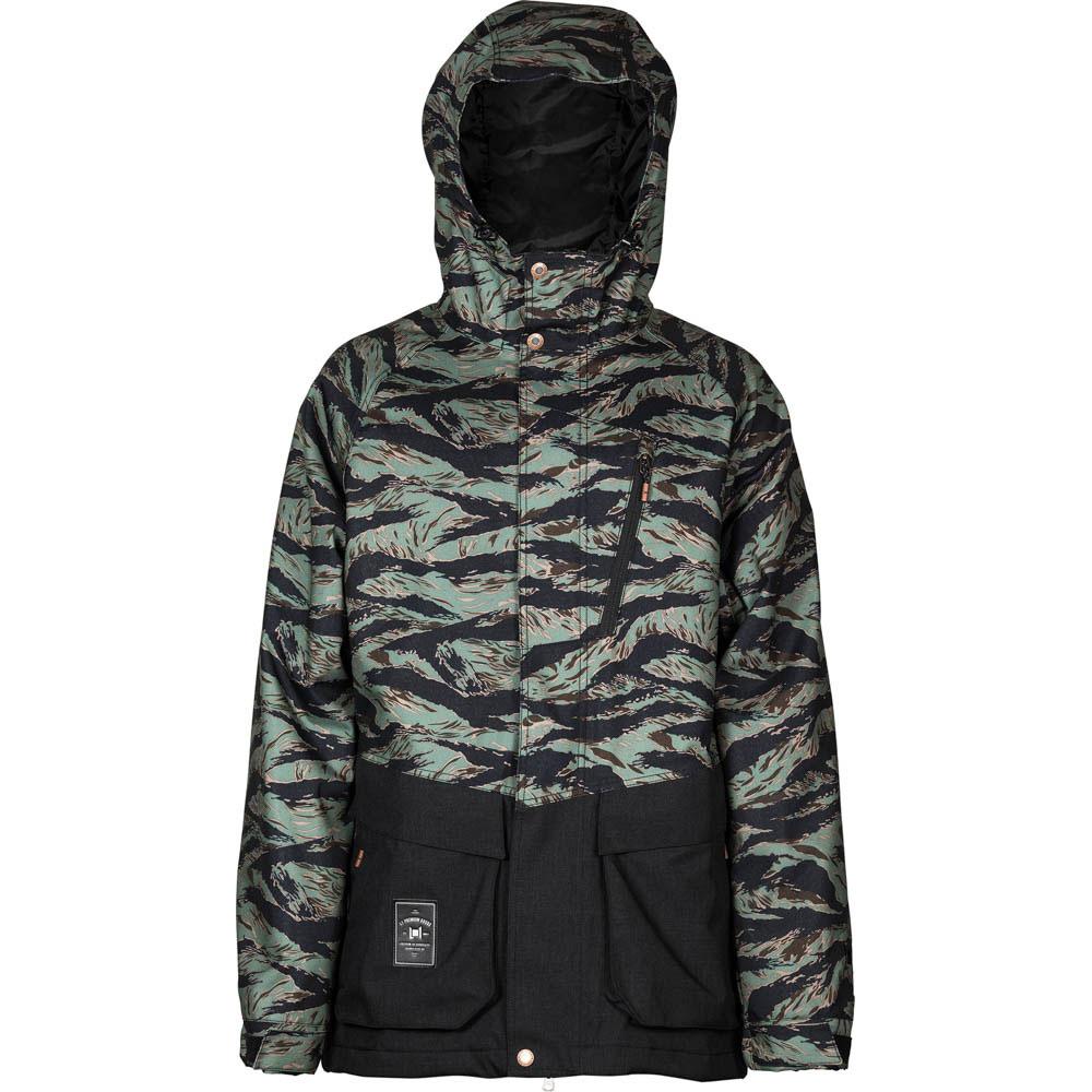 L1 Legacy Ink Rust Men's Snow Jacket