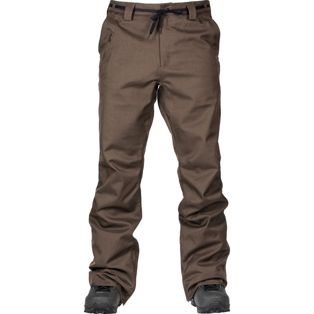 L1 Thunder Espresso Men's Snow Pants