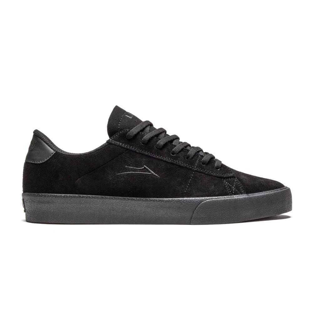 Lakai Newport Black/Black Suede Ανδρικά Παπούτσια