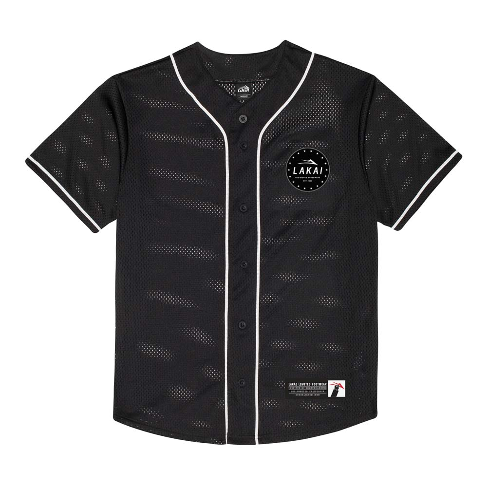Lakai Or Die Jersey Black