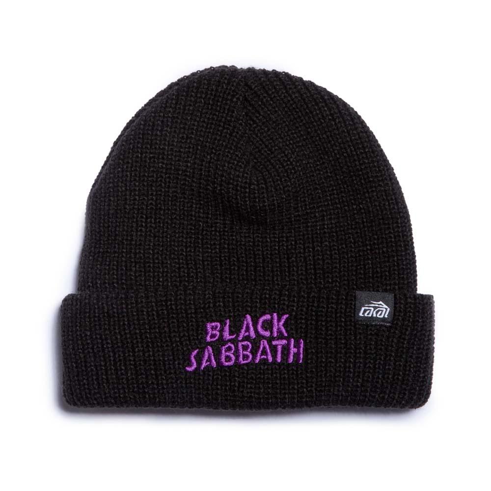 Lakai X Black Sabbath Black Beanie