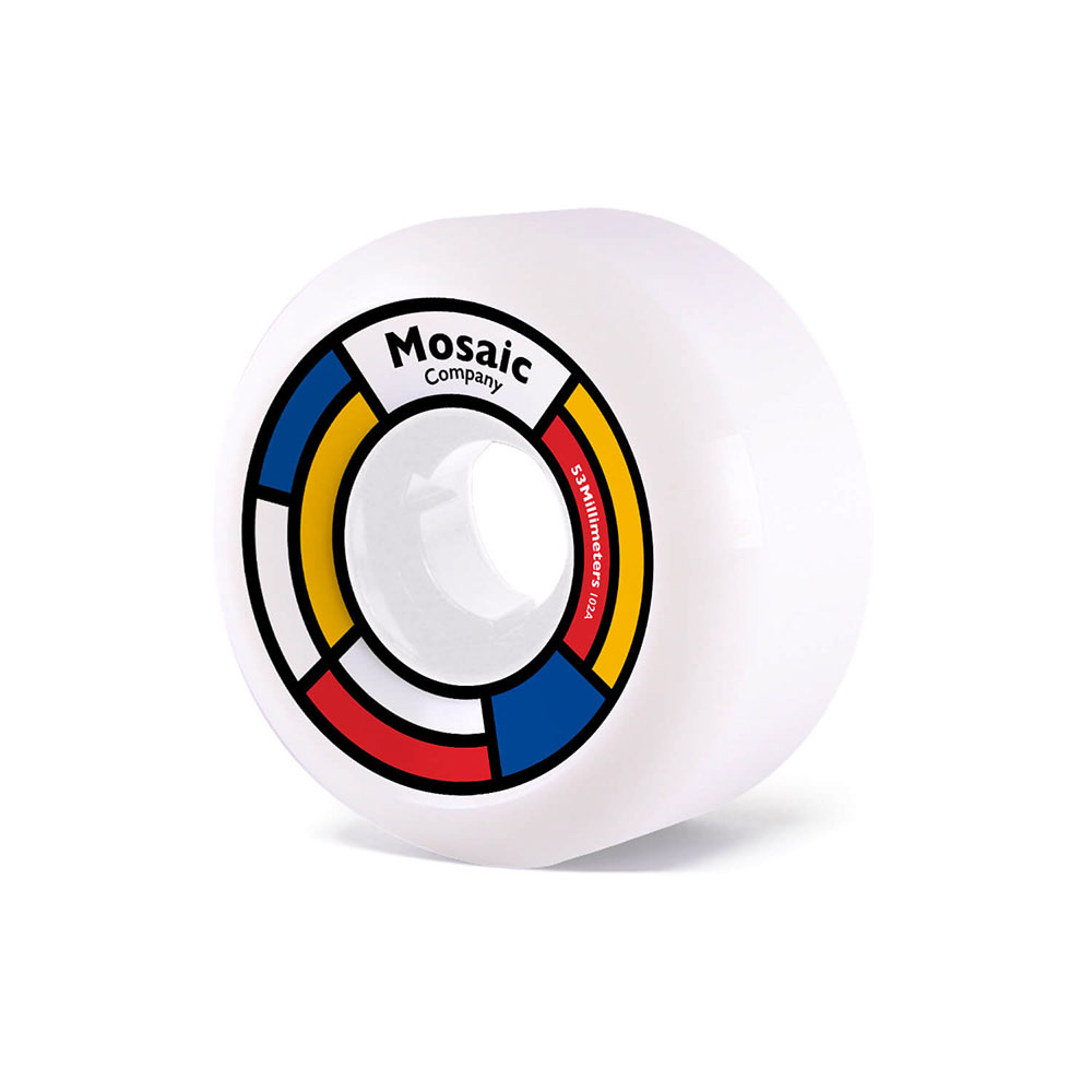Mosaic SQ Miramon 53mm 102a Ρόδες Skate