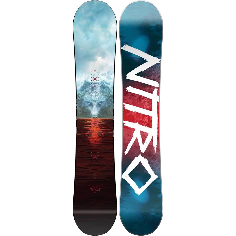 Nitro Beast Ανδρικό Snowboard