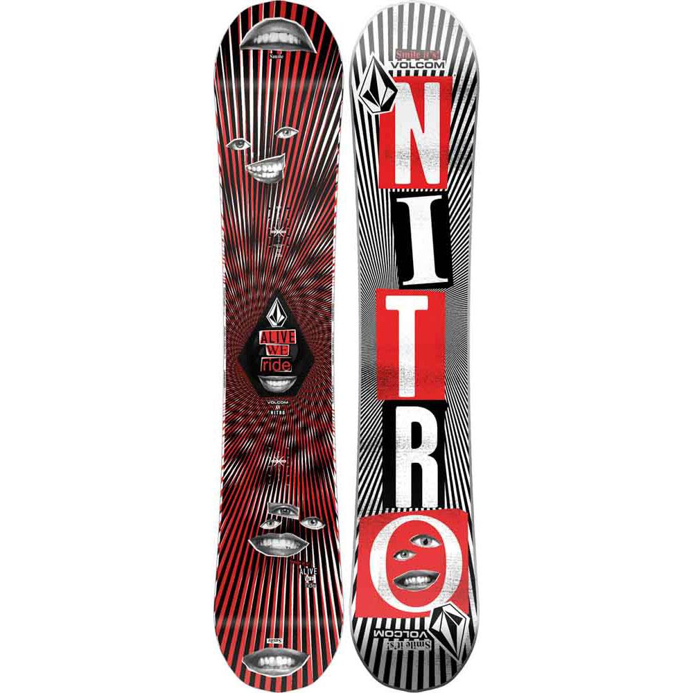 Nitro Beast X Volcom Ανδρικό Snowboard