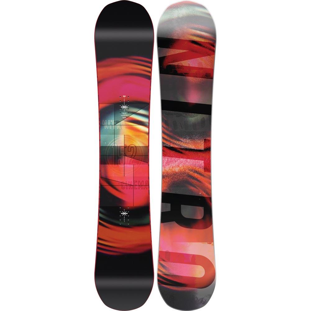Nitro Cinema Men's Snowboard