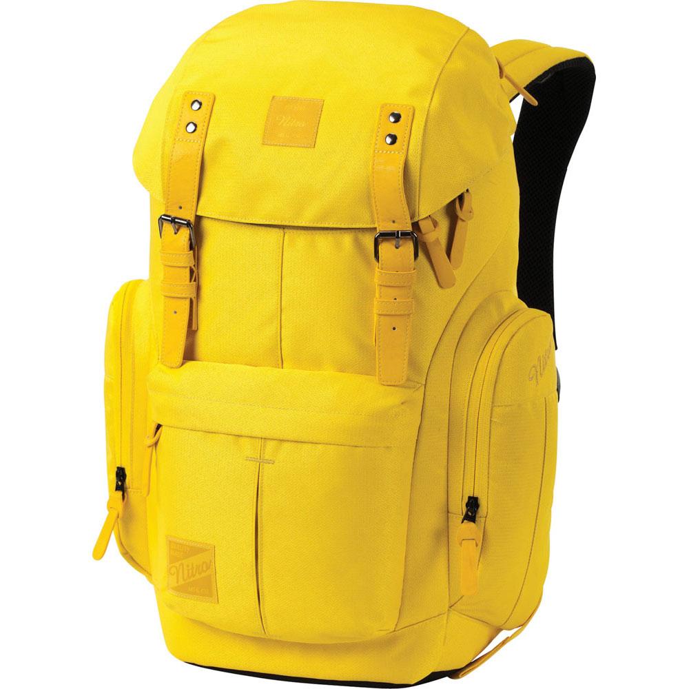 Nitro Daypacker Cyber Yellow Σακίδιο Πλάτης