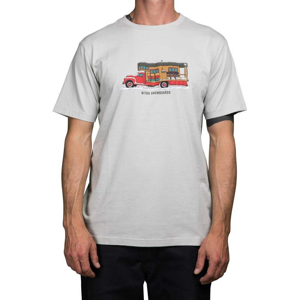 Nitro Firetruck Ghost Men's T-shirt