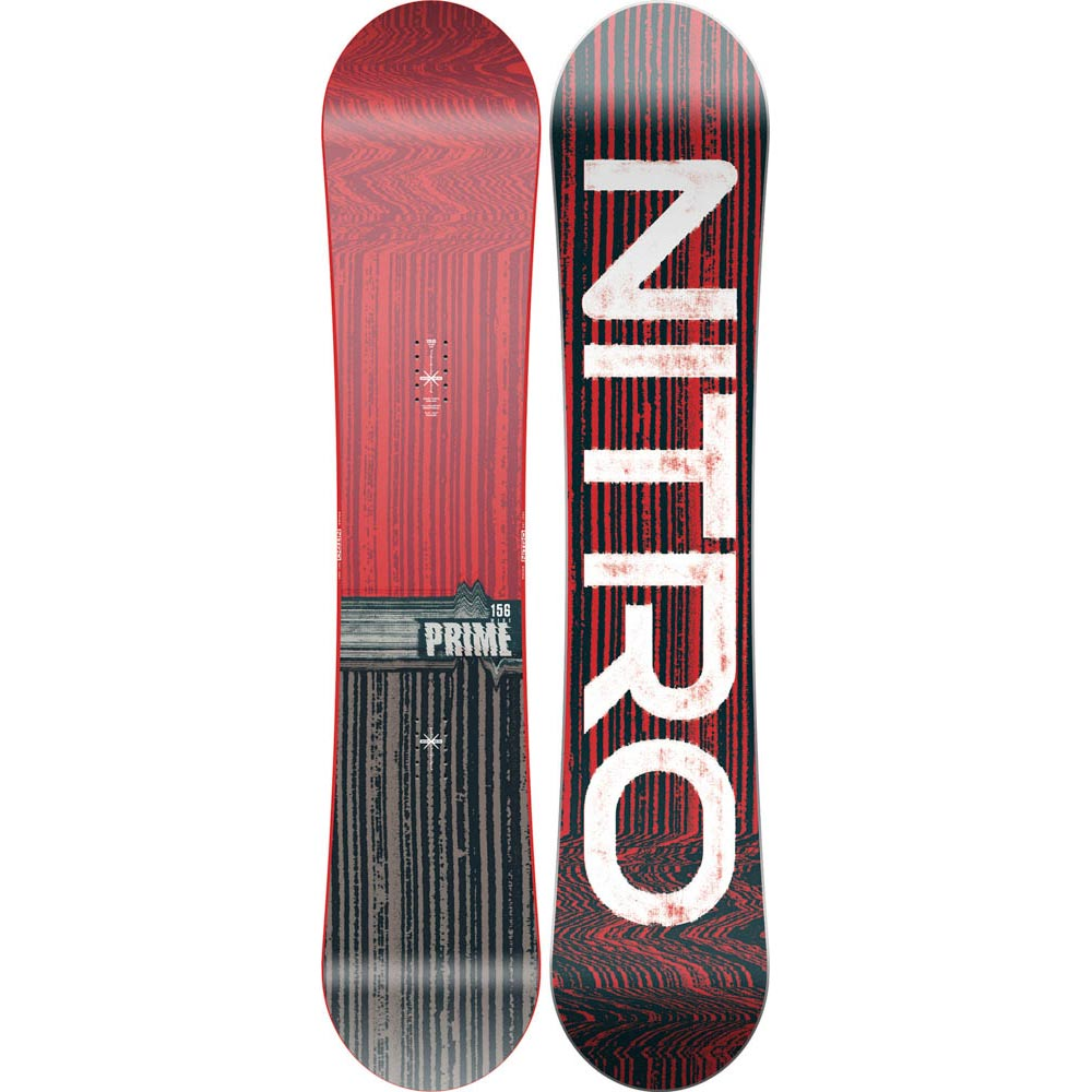 Nitro Prime Distort Wide Men's Snowboard