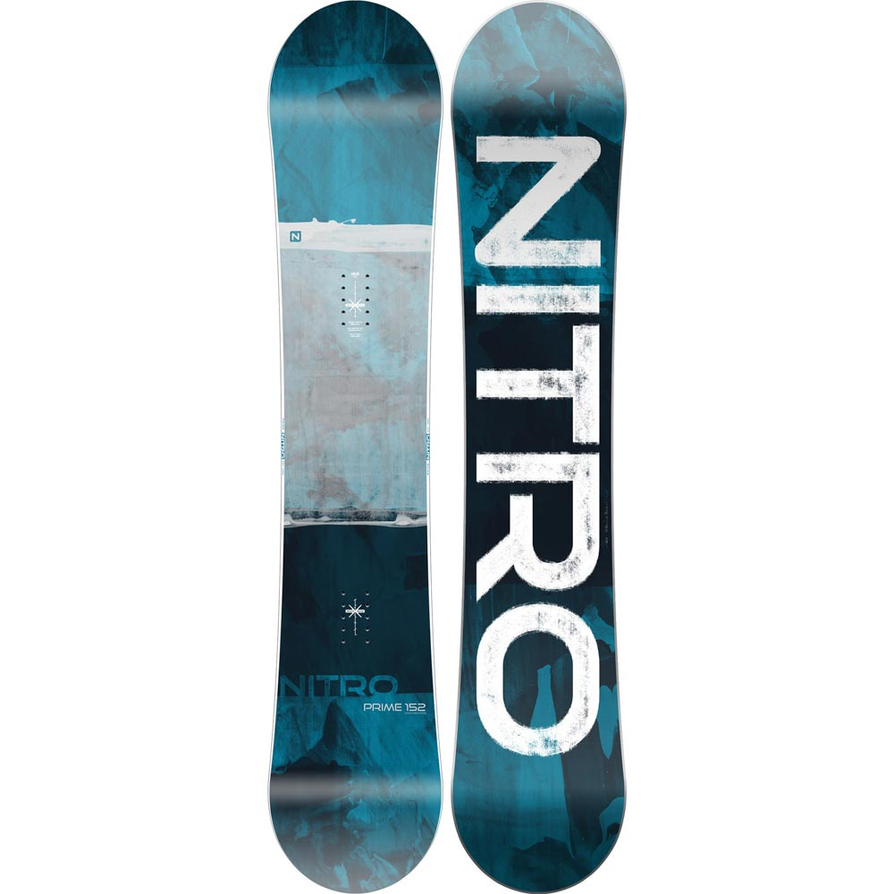 Nitro Prime Overlay Men's Snowboard