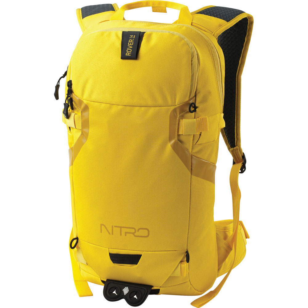 Nitro Rover 14 Cyber Yellow 14L Backpack