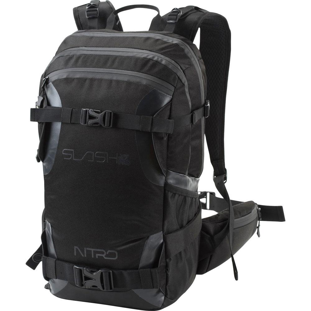 Nitro Slash 25 Pro Blackout 25L Backpack