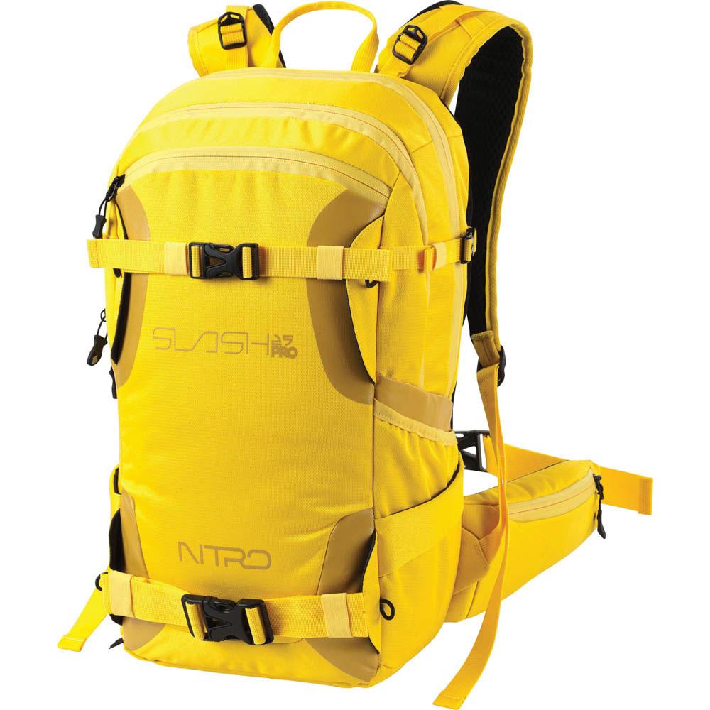 Nitro Slash 25 Pro Cyber Yellow 25L Σακίδιο Πλάτης