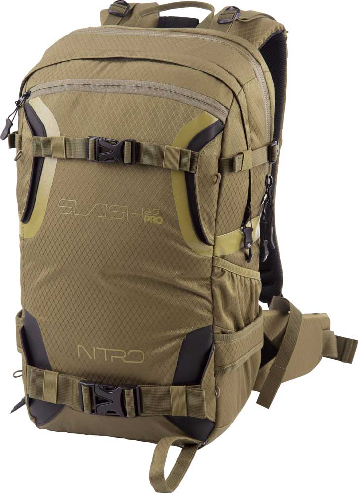 Nitro Slash 25 Pro Leaf 25L Backpack